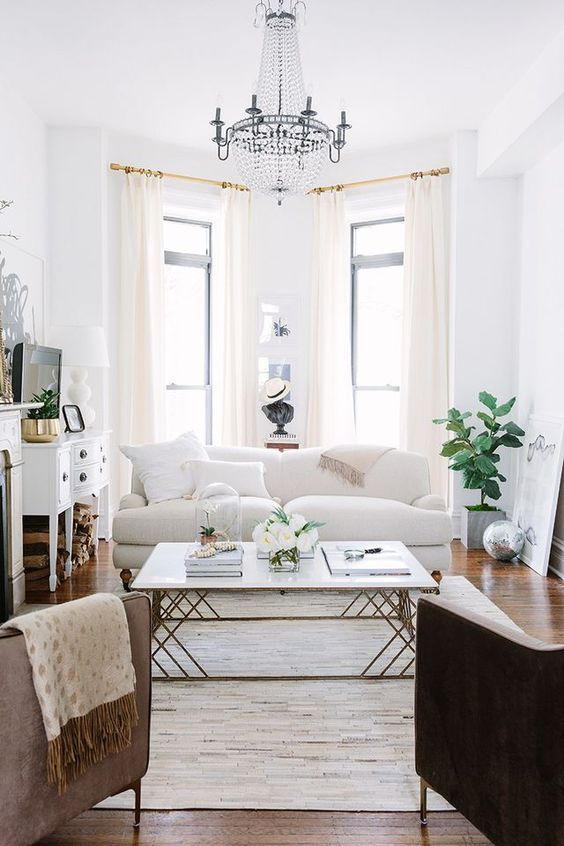 b62cbdee074 8 Tips on how to make a Parisian chic interior trendy for this ...