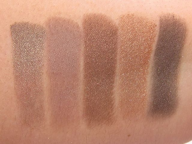 6cffc7e3b54dc Etude House Trench Coat Showroom Play Color Eye Palette Swatches (The Collar