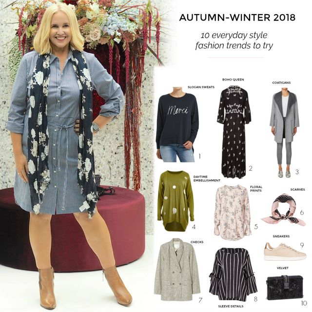 5dcfc1c99b This is by no means an exhaustive list but I ve concentrated on wearable  trends. The catwalk trends are all very well and good but mostly don t  translate to ...