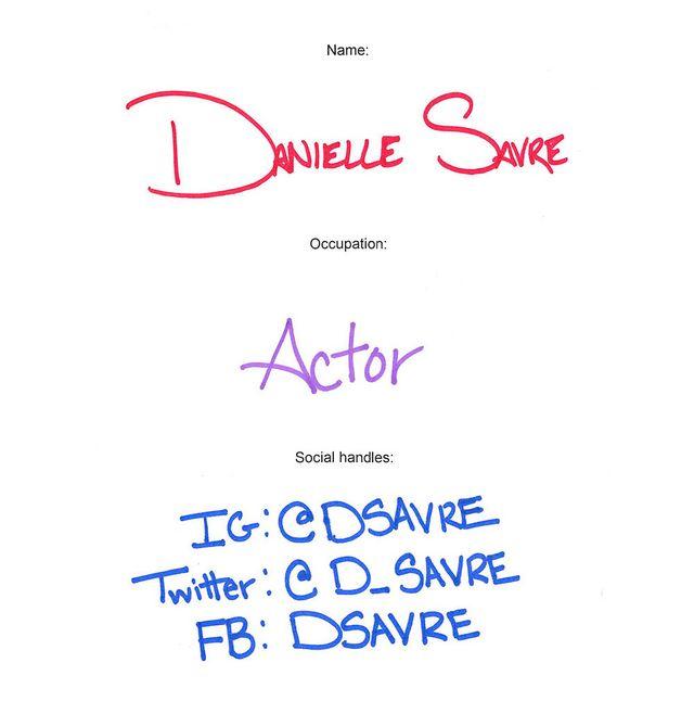 d559d7f3c2b2 What's In Her Bag: Danielle Savre   PurseBlog.com   Bloglovin'
