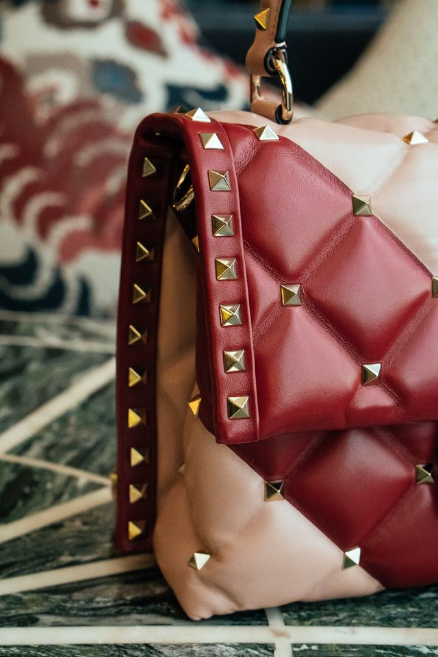 482978ef3a5a Introducing The Valentino Candystud Bag