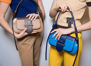 ca7aadd6a953 ... cheap the post prada bets big on little shoulder bags for resort 2019  appeared first on
