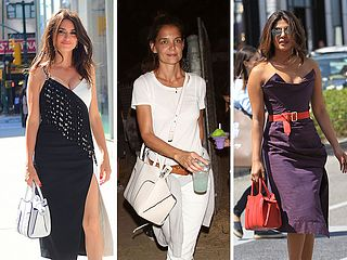 efd02d817f6 Just Can t Get Enough  Celebrities and Their Tod s Sella Bags ...