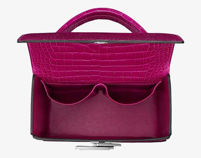 22582f45ba36 Get Your First Look Inside the Hermès Cinhetic Top Handle Bag ...