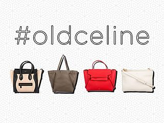 b036ddde7575 The post Our Favorite Old Céline Pieces For Sale Right Now appeared first  on PurseBlog.