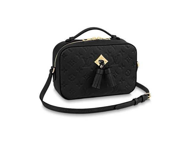 82ead6121746 Louis Vuitton's Incredibly Popular Saintogne Bag Now Comes in ...