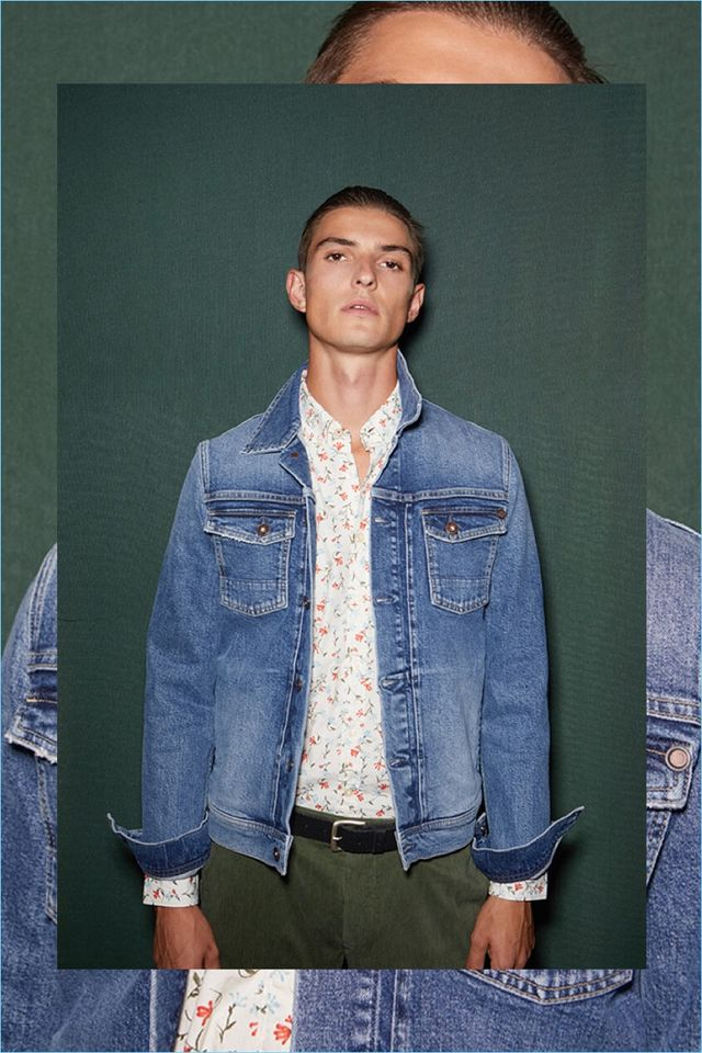 6fead6d3c5a25 Undercover  Guerrino Santulliana Rocks Pre-Fall  18 Looks from Pepe Jeans