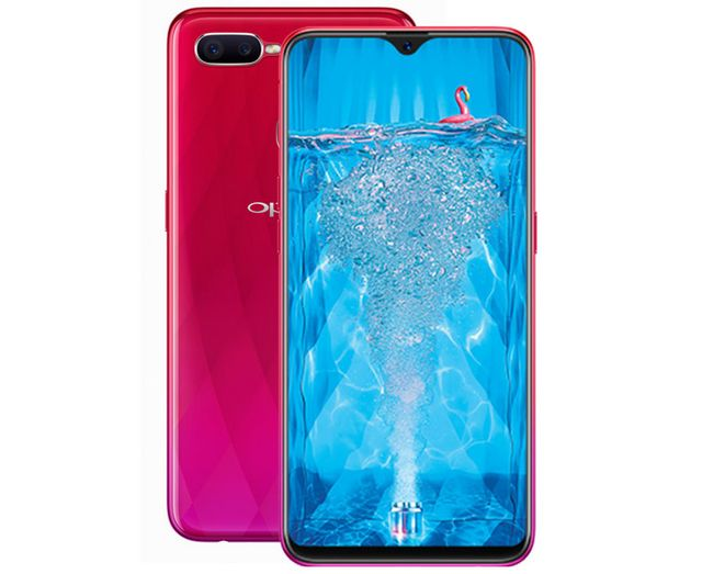 Oppo F9, F9 Pro are now official in India with VOOC Flash