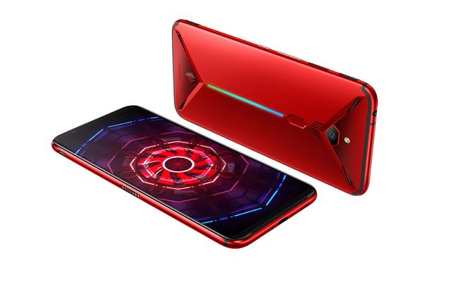 The Red Magic 3 gaming phone with a 90Hz display, internal