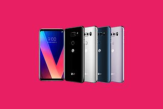 Unlocked LG V30 to Support T-Mobile's New LTE Band 71 (600 MHz