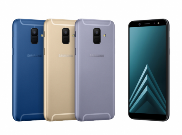 Samsung Galaxy A6 and A6+ are official: here are the
