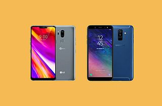 LG G7 ThinQ and Samsung Galaxy A6 forums now open | xda