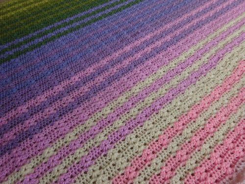 Sweet Pea Blanket CAL :: Part 3 | Attic24 | Bloglovin'