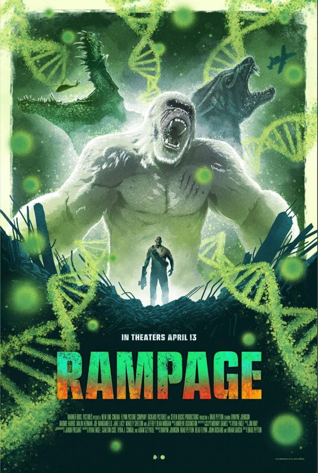 Rampage 2018 Full Free Movie Download 1080p Openload | Posts