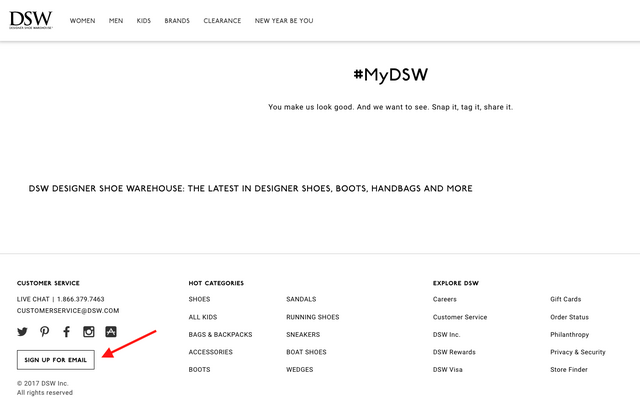6 Secret Ways to Find a DSW Promo Code (That Actually Works