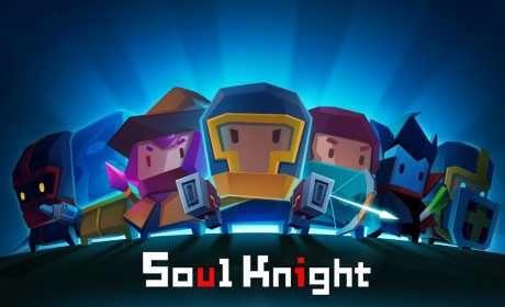 Soul Knight v1 6 5 Mod Apk (Unlimited Money) - Free Download for