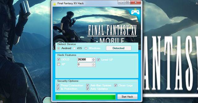 Final Fantasy XV Hack Cheat | Posts by Hanan Flicer | Bloglovin'