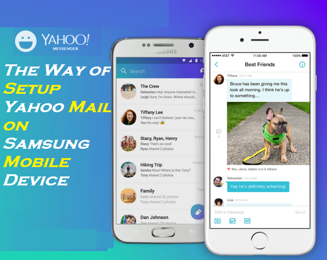 yahoo mail android app sync interval