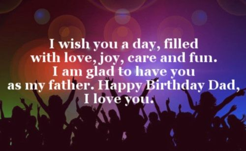 Best Original Birthday Wishes for Dad from Heart | Posts by