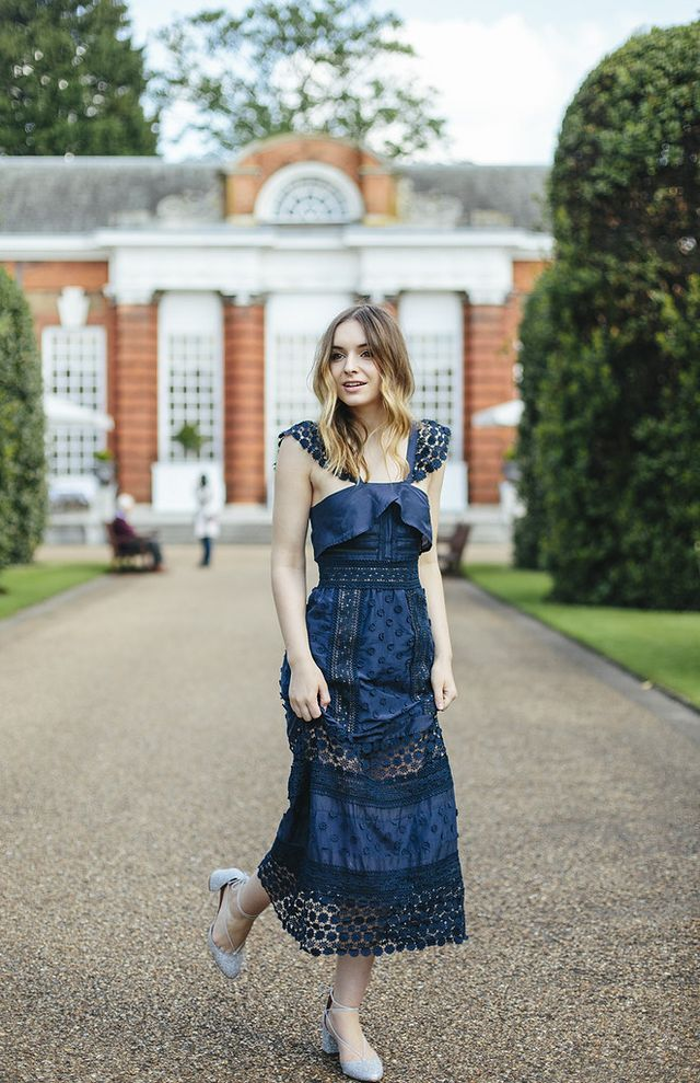 Wedding Guest Dressing With Selfridges | What Olivia Did... | Bloglovin\'