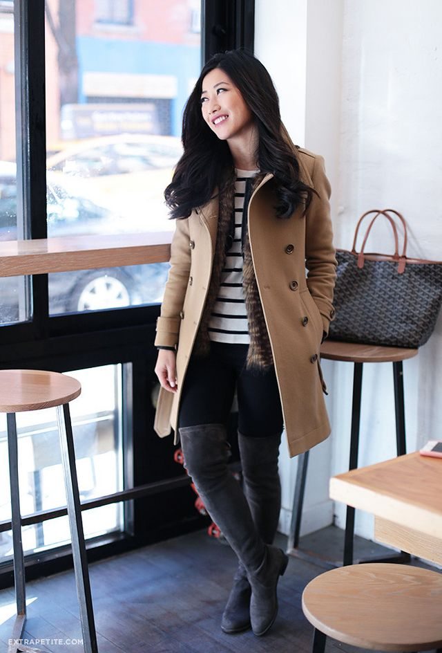 a385d0a94b5 Burberry coat (20% off) sz 2, Stuart Weitzman Lowland boots in londra sz 5  (20% off) Happy Black Friday! I'm recovering from post-Thanksgiving food  coma, ...