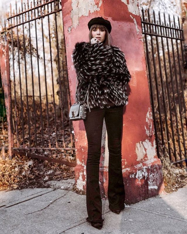 1ae19c076 The key to nailing any look? Tuck in your top of choice and pair the jeans  with a heel of any height—the extra few inches will elevate the look in  more ways ...