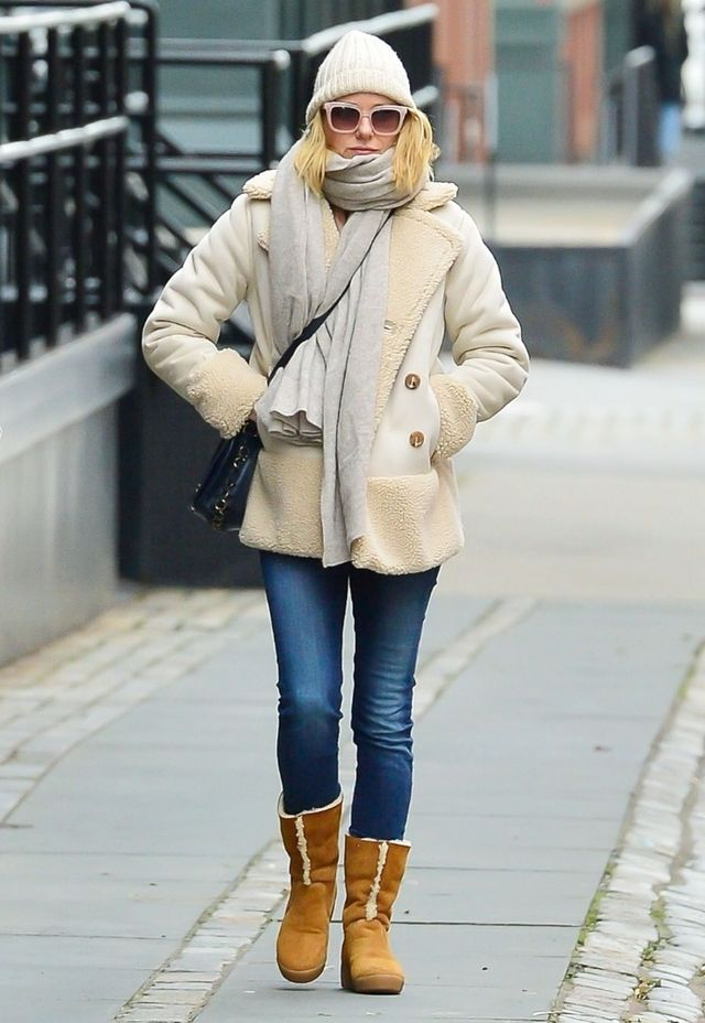 ccf6d1ccd9e 6 Ways Celebs Are Wearing Ugg Boots in 2019 | WhoWhatWear.com ...