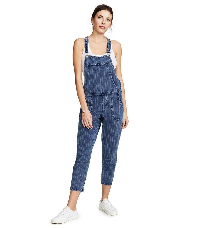 EmRata, Margot Robbie, and J.Lo Just Made Overalls a Trend