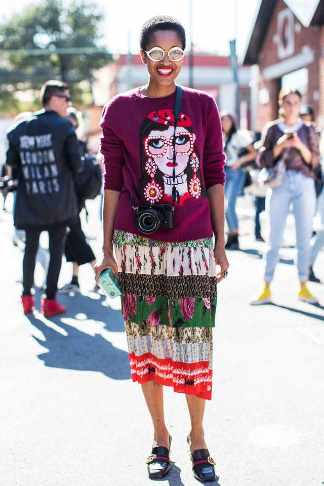 3da93e94 ... so we scoured recent street style images to bring you the best of the  best. Ahead, check out 20 of the coolest Gucci outfits we've seen.