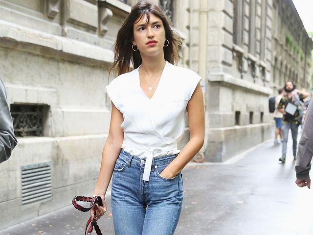 b9e630200e354 French Girls Will Go Crazy For These Perfect New Jeans | WhoWhatWear ...