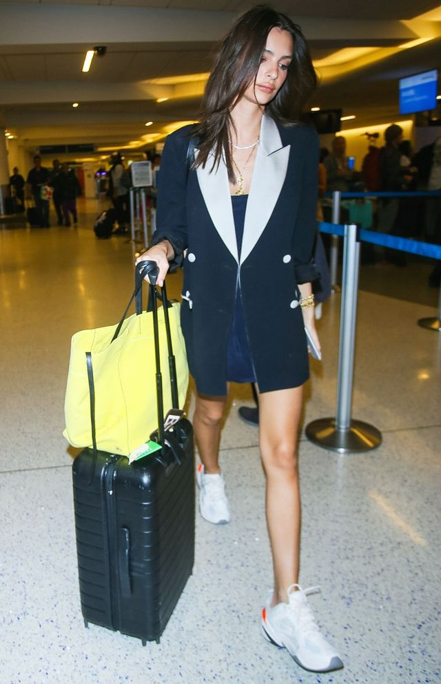 uk availability 9cc0e 8dba0 Scroll down to see how Emily Ratajkowski styled them for the airport and the  beach.
