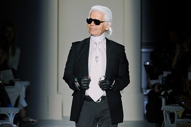 722ed574066d6 A Tribute to Legendary Designer Karl Lagerfeld, Who Died Today at ...