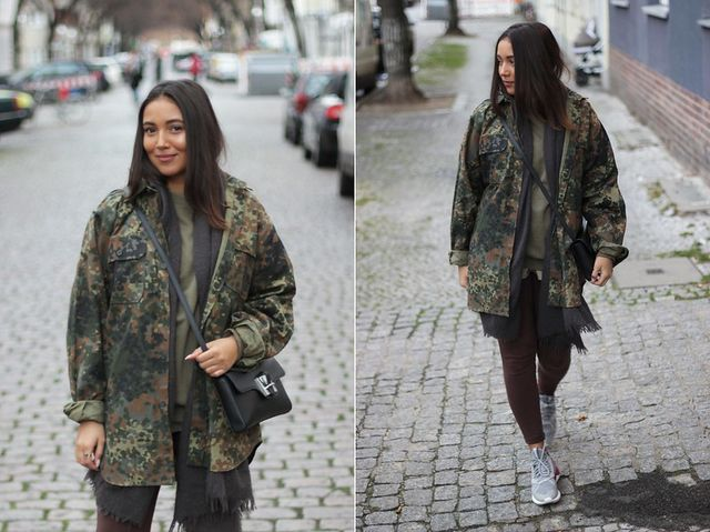 OUTFIT- I\'M IN THE ARMY NOW | T like Tissi | Bloglovin\'