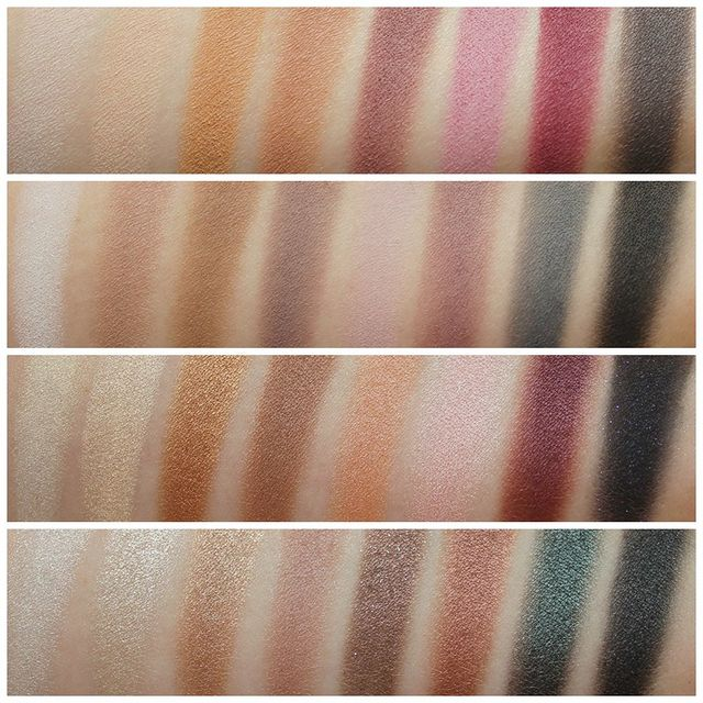 lorac mega pro palette review and swatches kitsch snitch
