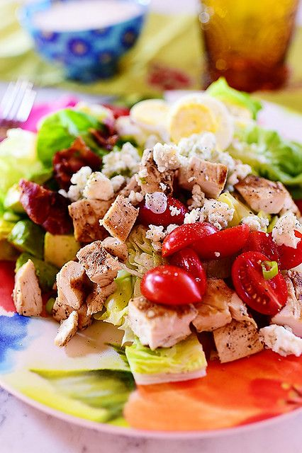 Cobb Salad The Pioneer Woman Cooks Bloglovin