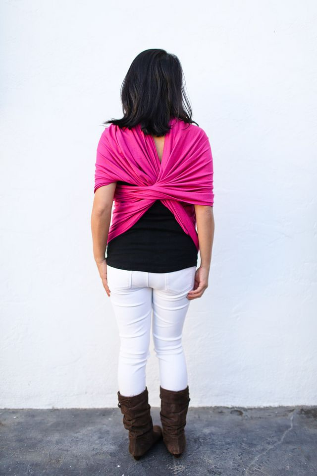 e8725fa86 8+ Ways to Wear the Encircled Chrysalis Cardi ( Travel Cardigan + ...