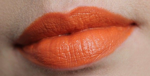 I Have A Soft Spot For The Bright In Your Face Oranges But Also Been Loving Dark Rusty Orange Shades Cooler Months As They