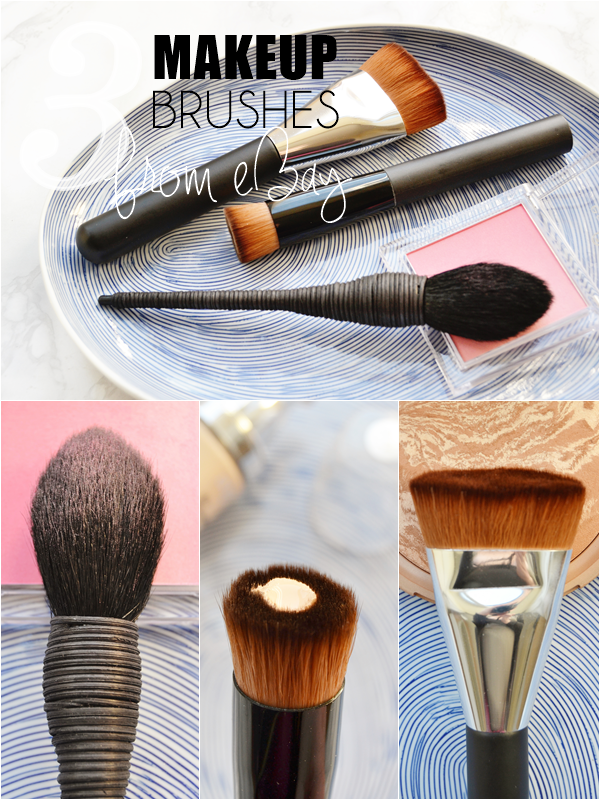 3 Makeup Brushes From EBay You Need!