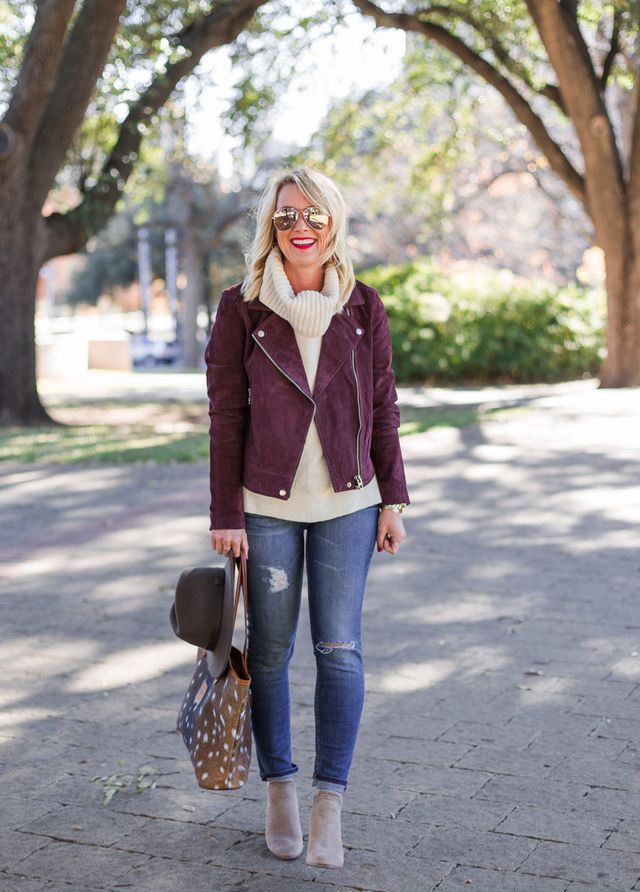 It s likely you have some sort of moto or cropped jacket in your closet (if  not c44e0e669