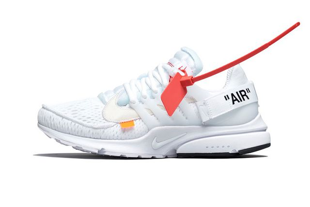 3c3a4cccebb2 The Off-White™ x Nike Air Presto Returns in All-White for This ...