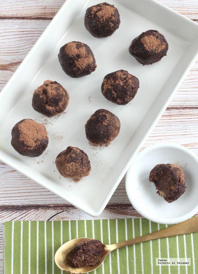 11 bocaditos dulces que te harán olvidar el turrón para el Picoteo ...