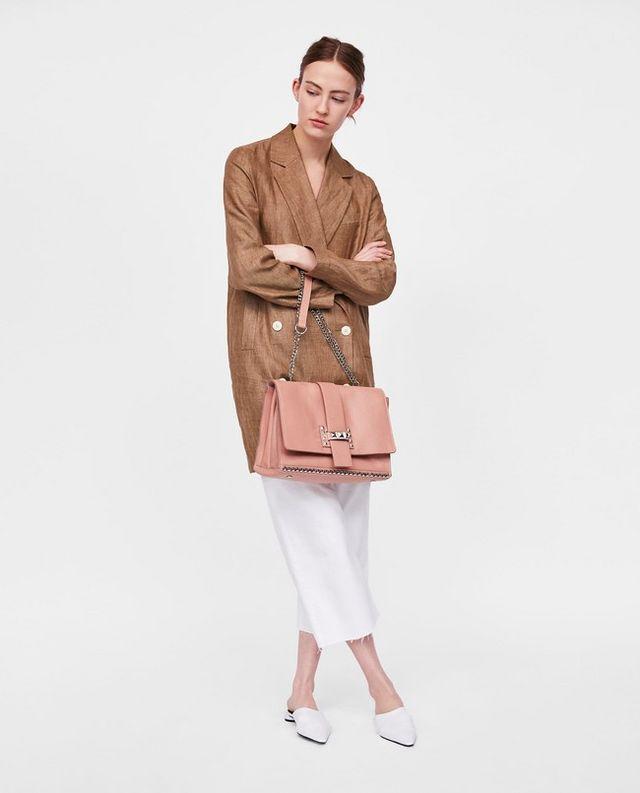 Rebajas 2018: 12 bolsos de piel de Zara por menos de 30