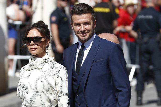 Victoria Beckham elige para la boda de Sergio Ramos y Pilar