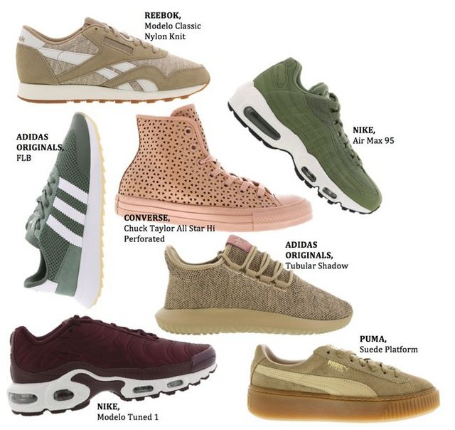 separation shoes f367b 079a5 Aprovechando el furor que está causando este tipo de calzado, cada  temporada Foot Locker se alía con las mejores firmas para lanzar diseños en  exclusiva.