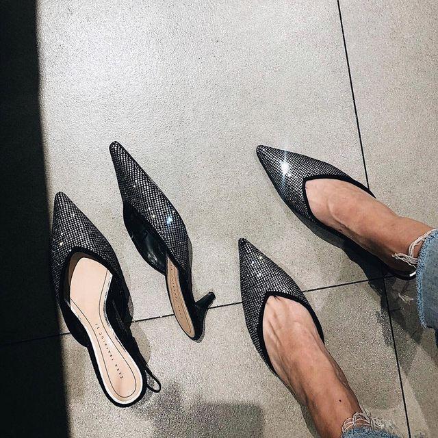 check out 746e3 8c1f3 En las rebajas de Zara puedes encontrar 20 zapatos por menos de 20 euros