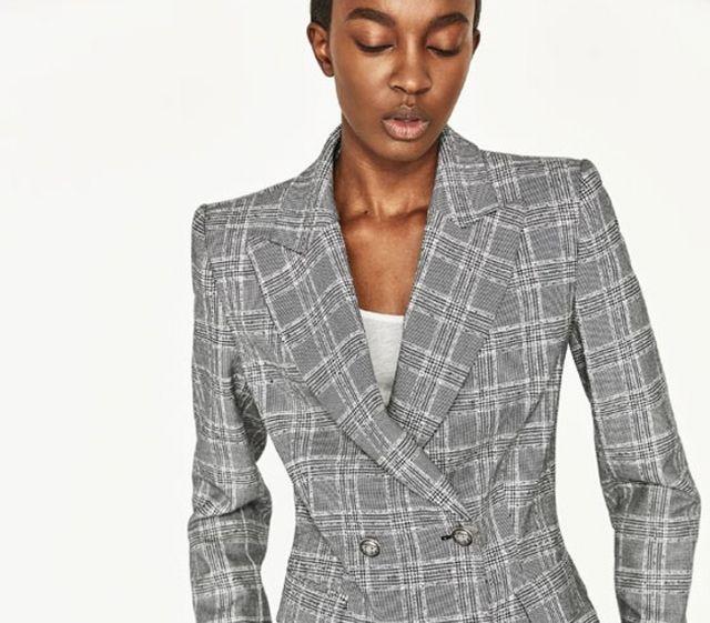 Este es el blazer de Zara que ha tomado Instagram y se ha agotado en medio  mundo... ¡y sigue disponible en la web! 9c2ca267e2d