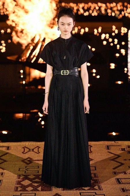 a781bf4c4 Desfile de Dior colección Crucero 2020: Maria Grazia Chiuri revisa ...