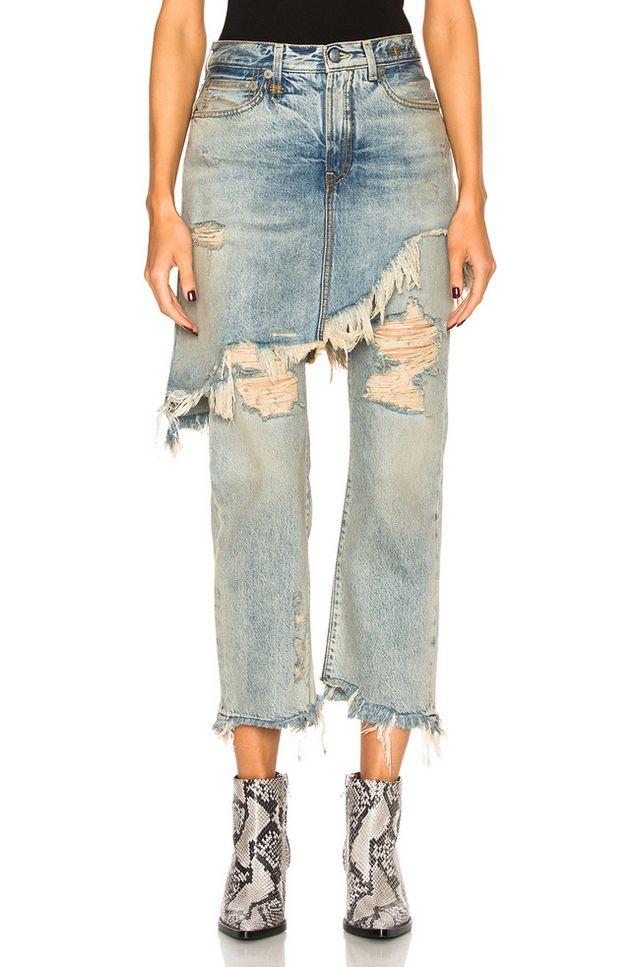 8d498bd13 Llega una nueva tendencia en pantalones vaqueros que te dejará ...