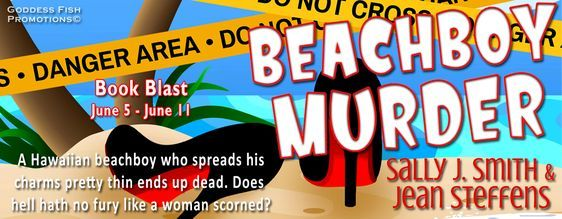 a trail of broken hearts    Beachboy Murder (Aloha Lagoon Mysteries