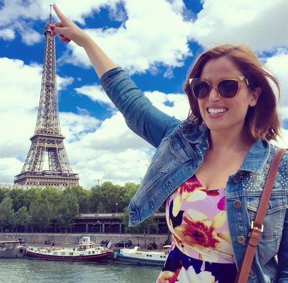 Anche se sono stata a Parigi solo 4 giorni e ho avuto pochissimo tempo a  disposizione per girare b54f05a2053